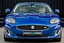 Jaguar XKR 1 Former Keeper + Kyanite Blue + Ivory + Active Performance Exhaust - Thumb 3