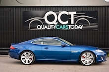 Jaguar XKR 1 Former Keeper + Kyanite Blue + Ivory + Active Performance Exhaust - Thumb 6