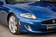 Jaguar XKR 1 Former Keeper + Kyanite Blue + Ivory + Active Performance Exhaust - Thumb 11