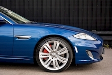 Jaguar XKR 1 Former Keeper + Kyanite Blue + Ivory + Active Performance Exhaust - Thumb 10