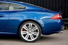 Jaguar XKR 1 Former Keeper + Kyanite Blue + Ivory + Active Performance Exhaust - Thumb 14