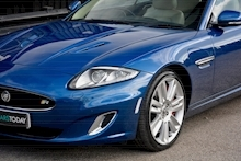 Jaguar XKR 1 Former Keeper + Kyanite Blue + Ivory + Active Performance Exhaust - Thumb 12