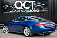 Jaguar XKR 1 Former Keeper + Kyanite Blue + Ivory + Active Performance Exhaust - Thumb 22