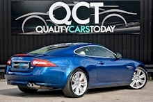 Jaguar XKR 1 Former Keeper + Kyanite Blue + Ivory + Active Performance Exhaust - Thumb 23