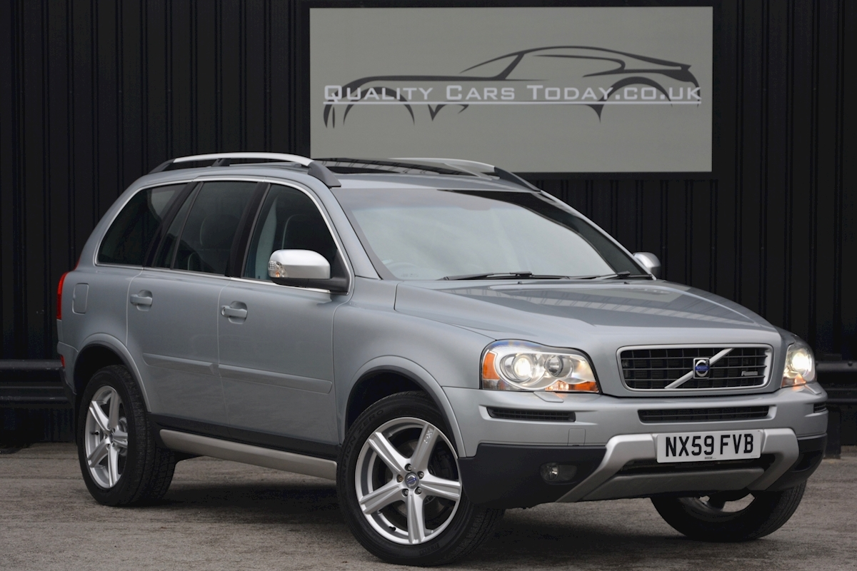 Volvo Xc90 2.4 D5 R-Design SE AWD *1 Former Keeper + x4 New Pirelli's + Polestar Upgrade* - Large 0