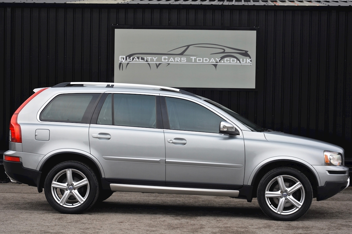 Volvo Xc90 2.4 D5 R-Design SE AWD *1 Former Keeper + x4 New Pirelli's + Polestar Upgrade* - Large 6