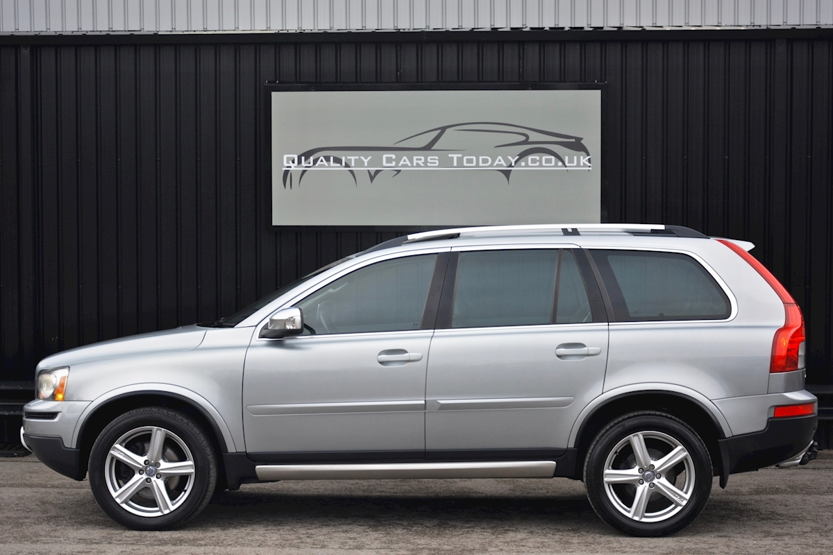 Volvo Xc90 2.4 D5 R-Design SE AWD *1 Former Keeper + x4 New Pirelli's + Polestar Upgrade* - Large 1