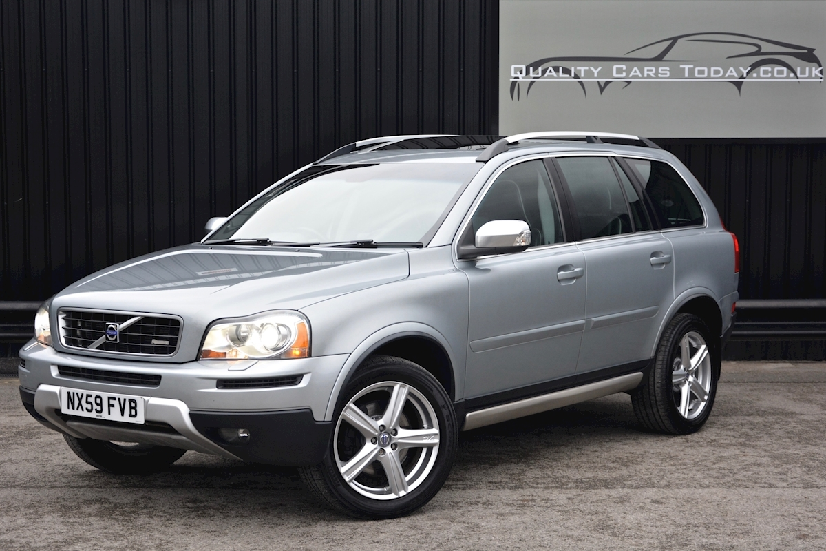 Volvo Xc90 2.4 D5 R-Design SE AWD *1 Former Keeper + x4 New Pirelli's + Polestar Upgrade* - Large 7