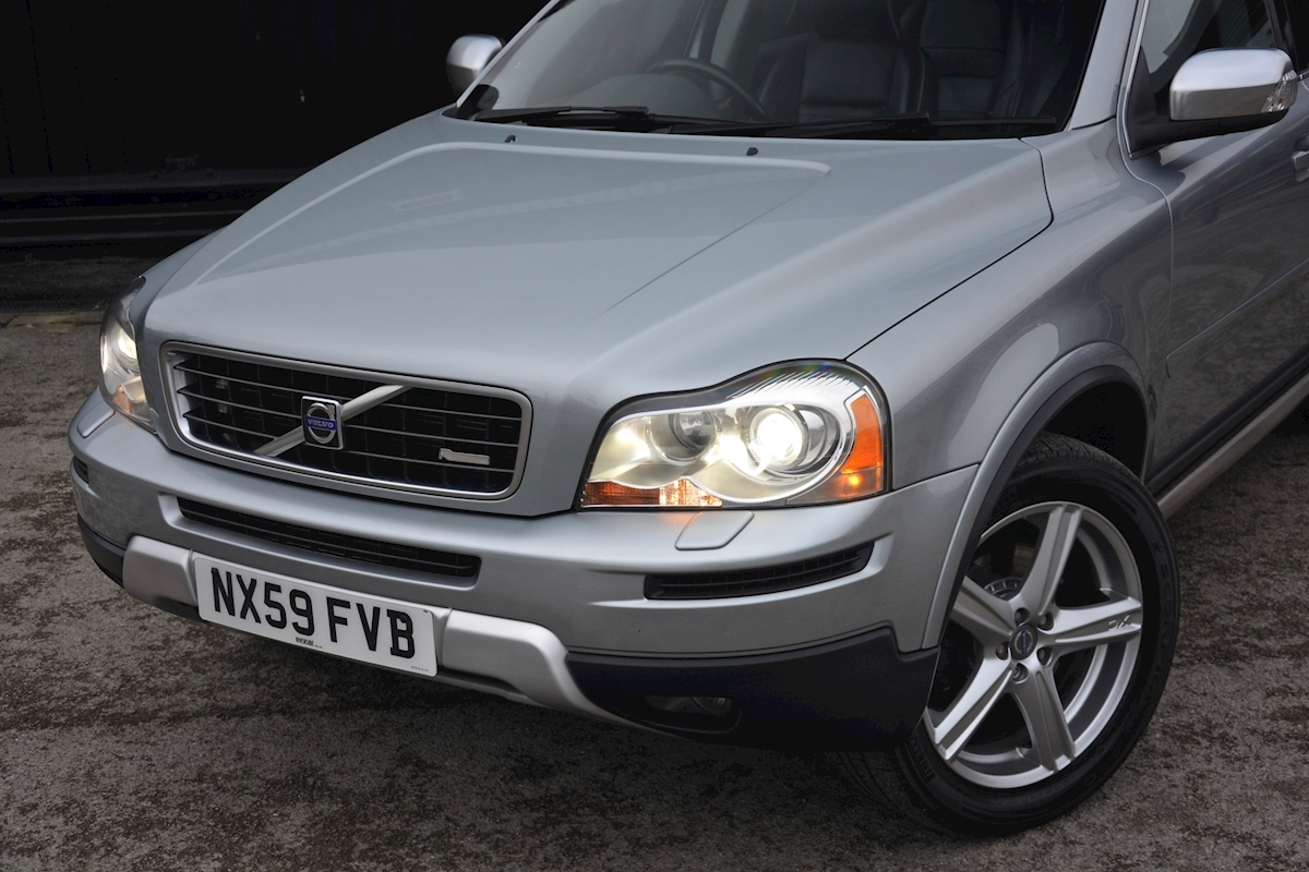 Volvo Xc90 2.4 D5 R-Design SE AWD *1 Former Keeper + x4 New Pirelli's + Polestar Upgrade* - Large 10