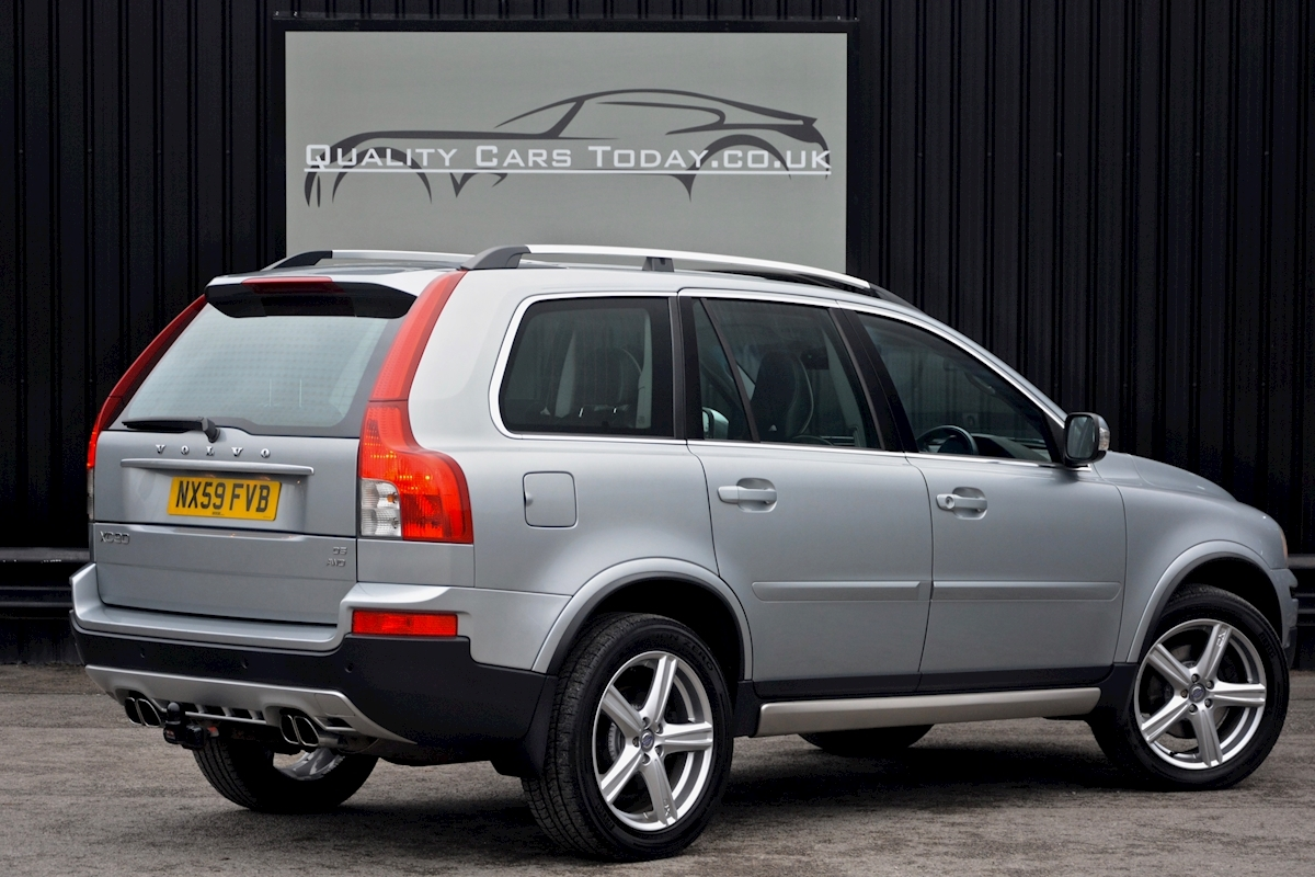 Volvo Xc90 2.4 D5 R-Design SE AWD *1 Former Keeper + x4 New Pirelli's + Polestar Upgrade* - Large 9