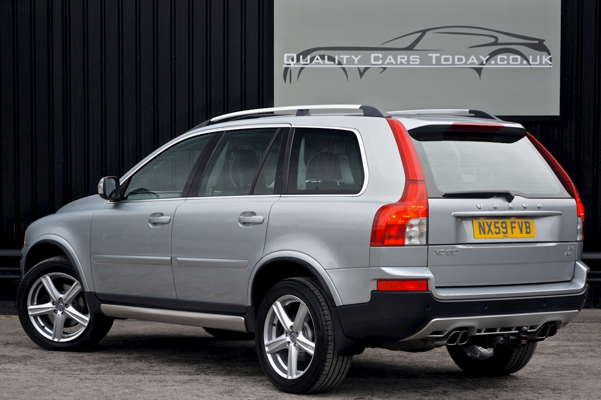 Volvo Xc90 2.4 D5 R-Design SE AWD *1 Former Keeper + x4 New Pirelli's + Polestar Upgrade* - Large 8