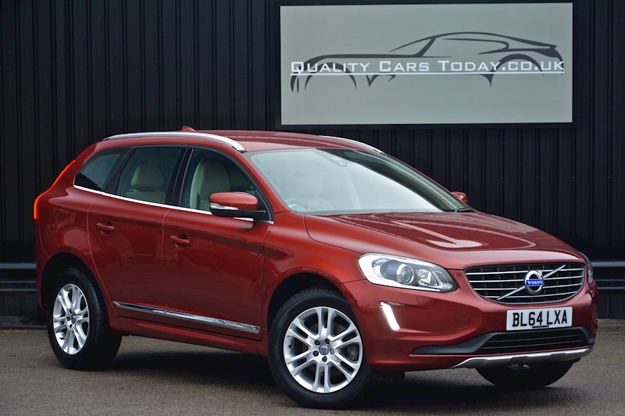 Volvo Xc60 2.4 D4 AWD SE Lux Automatic D4 Se Lux Awd