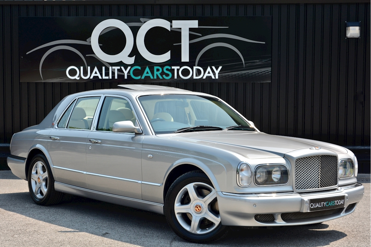 Bentley Arnage Arnage Red Label 6.8 4dr Saloon Automatic Petrol - Large 0