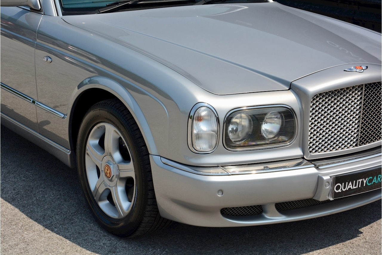 Bentley Arnage Arnage Red Label 6.8 4dr Saloon Automatic Petrol - Large 9