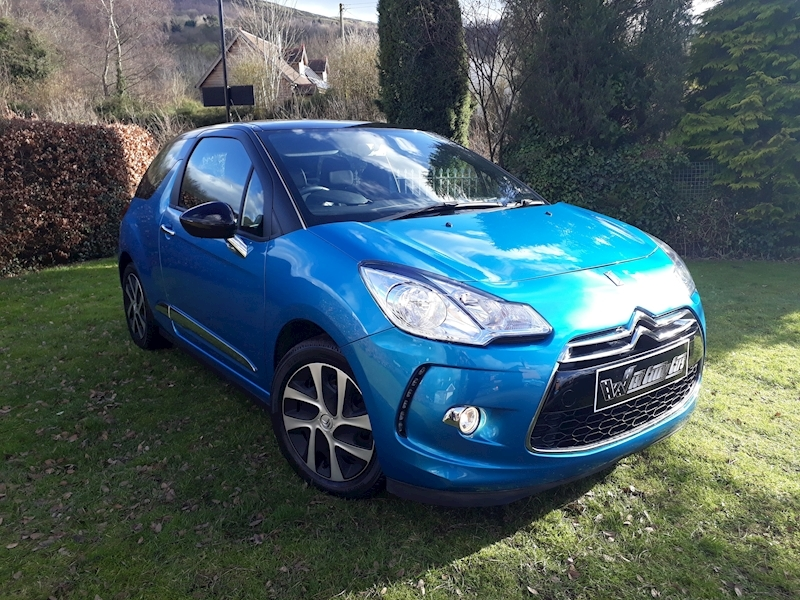 Citroen Ds3 Puretech Dsign Hatchback 1.2 Manual Petrol