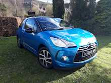 Ds3 Puretech Dsign Hatchback 1.2 Manual Petrol