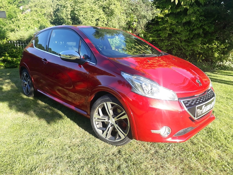 Peugeot 208 Thp Gti Hatchback 1.6 Manual Petrol