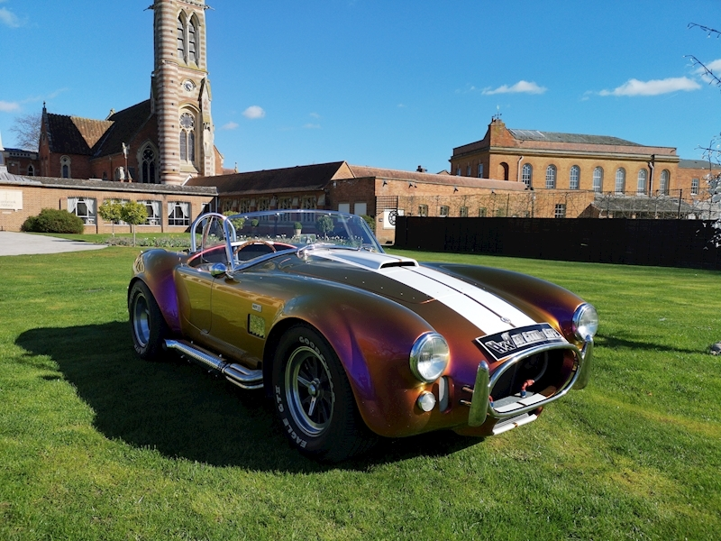 Superformance MKIII Cobra 302 2dr Sports Car Manual Petrol