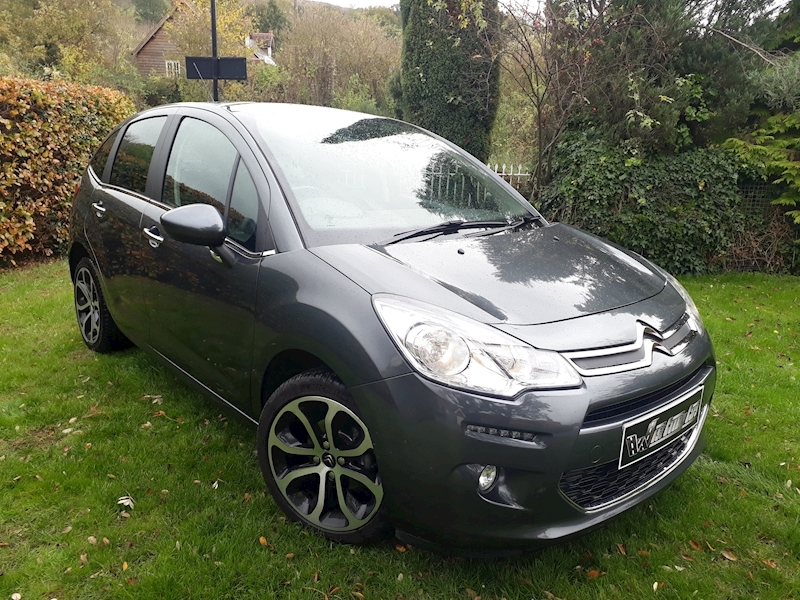 Citroen C3 Bluehdi Platinum S/S Hatchback 1.6 Manual Diesel