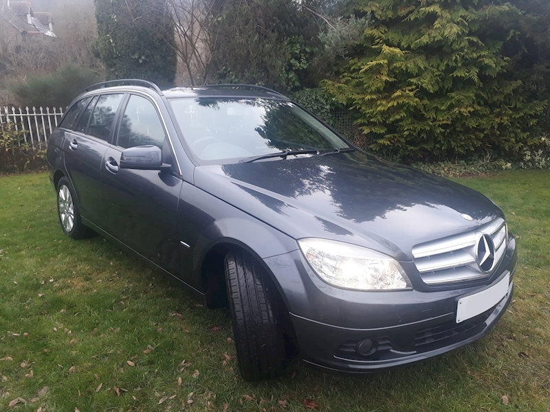 Mercedes-Benz C Class C200 Cdi Blueefficiency Executive Se Estate 2.1 Manual Diesel