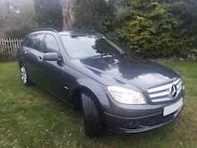 C Class C200 Cdi Blueefficiency Executive Se Estate 2.1 Manual Diesel