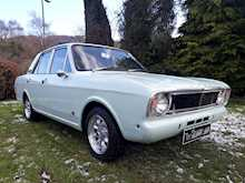 Cortina GT 1600 4dr Sedan Manual Petrol