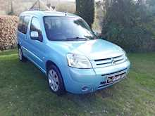 Berlingo Hdi Multispace Desire E4 Estate 1.6 Manual Diesel
