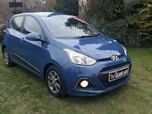 I10 Premium Hatchback 1.2 Manual Petrol