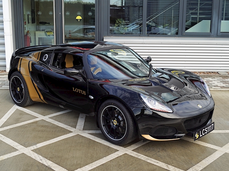 Lotus Elise Sport 220 Heritage Edition - Large 9