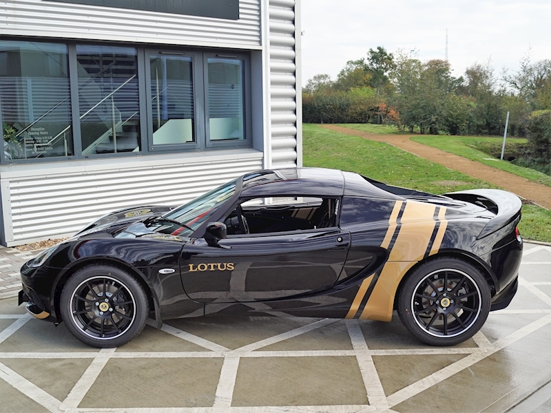 Lotus Elise Sport 220 Heritage Edition - Large 16