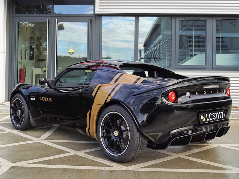 Lotus Elise Sport 220 Heritage Edition - Large 1