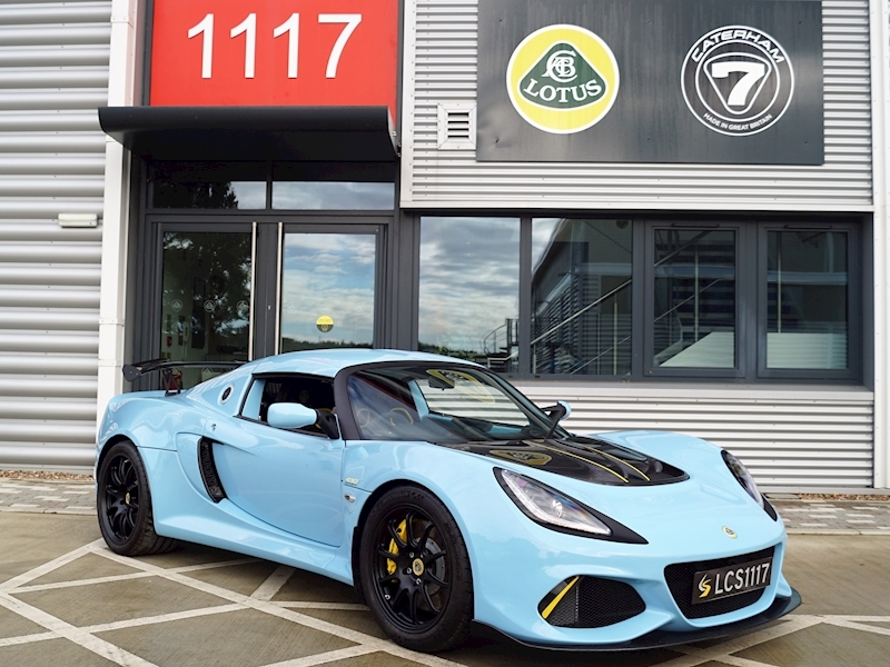 Exige Sport 410 Coupe 3.5 Manual Petrol