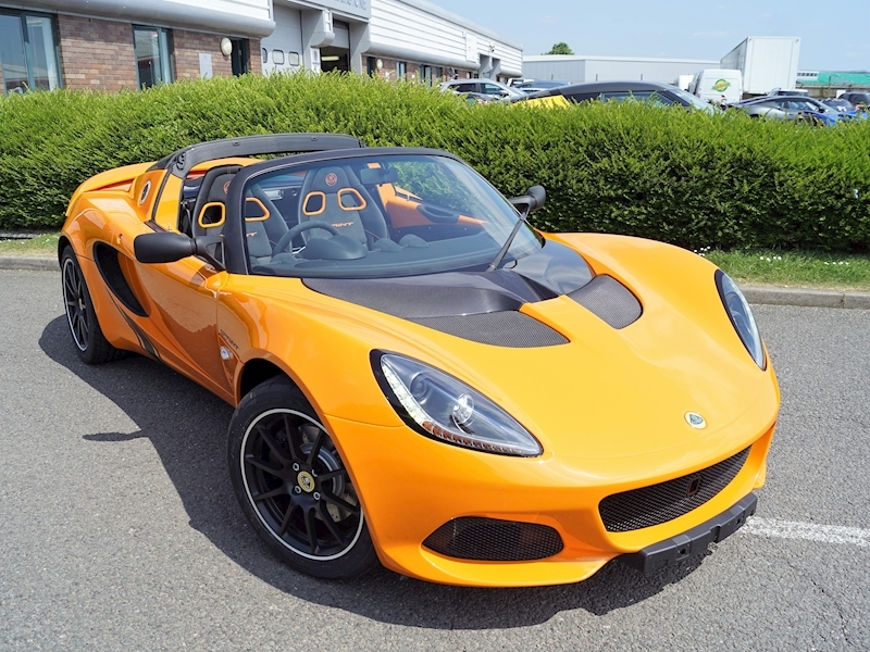 Lotus Elise Sprint 220 - Large 10