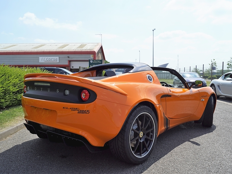 Lotus Elise Sprint 220 - Large 11