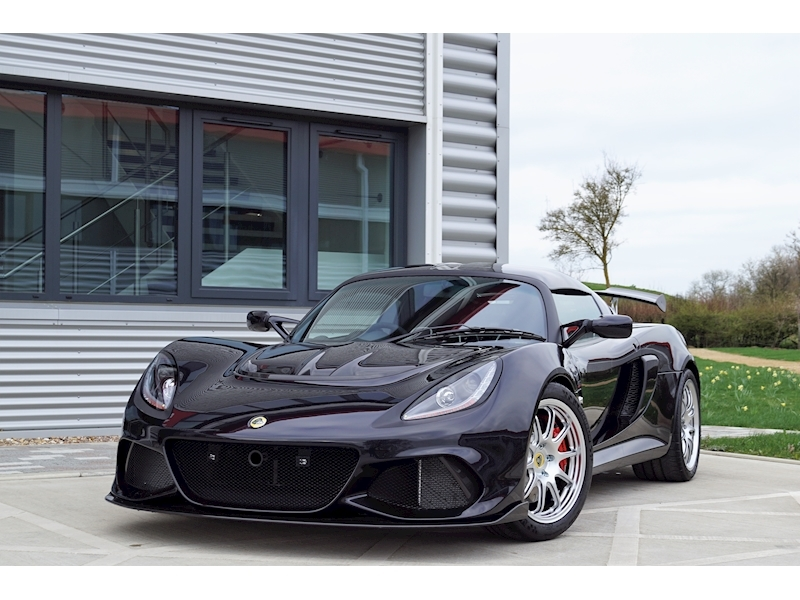 Exige Sport 410 3456 2dr Coupe Manual Petrol