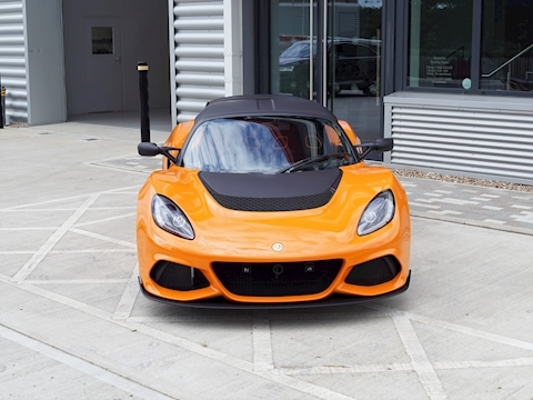 Exige Sport 350 3456 2dr Coupe Manual Petrol