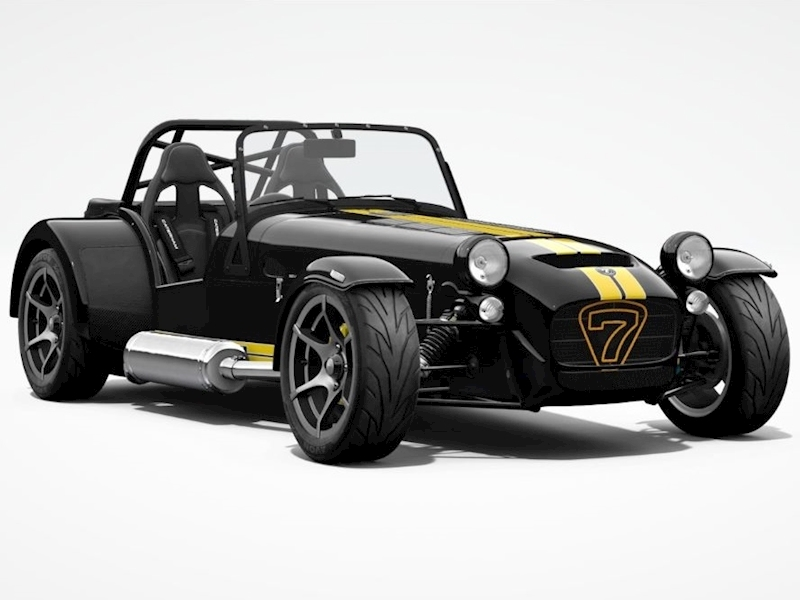 Caterham Seven 620S - Large 12