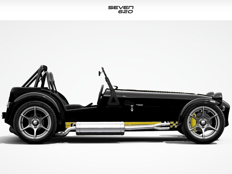 Caterham Seven 620S - Large 16