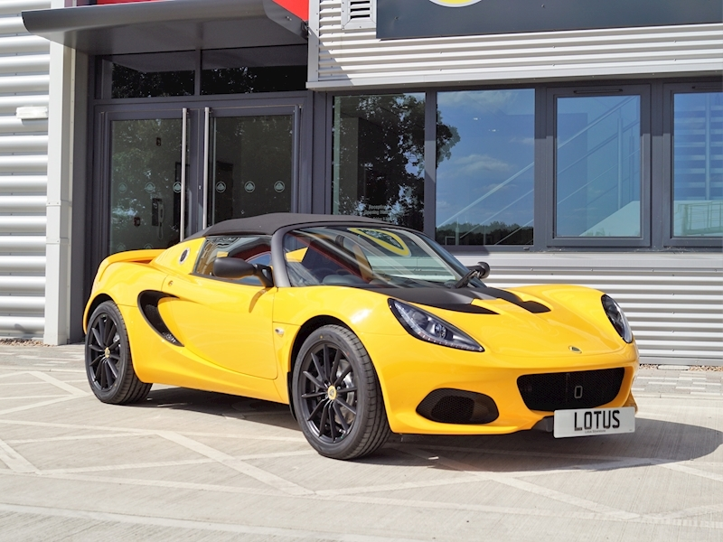 Elise Sport 220 Convertible 1.8 Manual Petrol