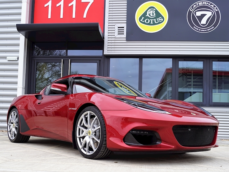 Lotus Evora GT410 - Large 0