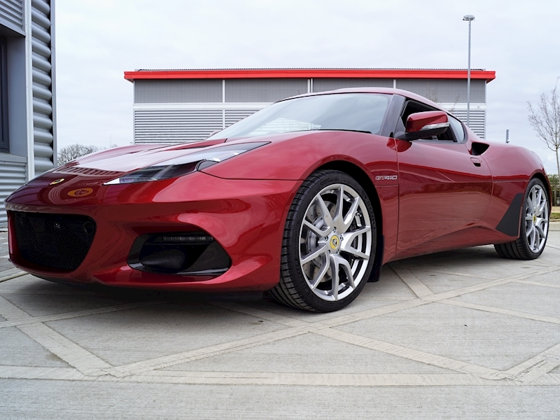 Lotus Evora GT410 - Large 23