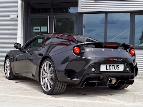 Evora  GT410 Coupe 3.5 Manual Petrol