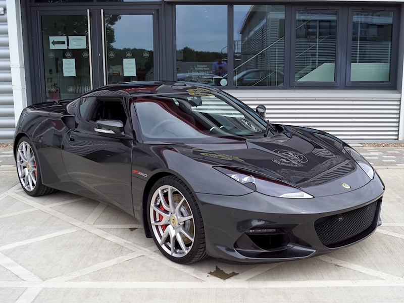 Lotus Evora GT410 - Large 11
