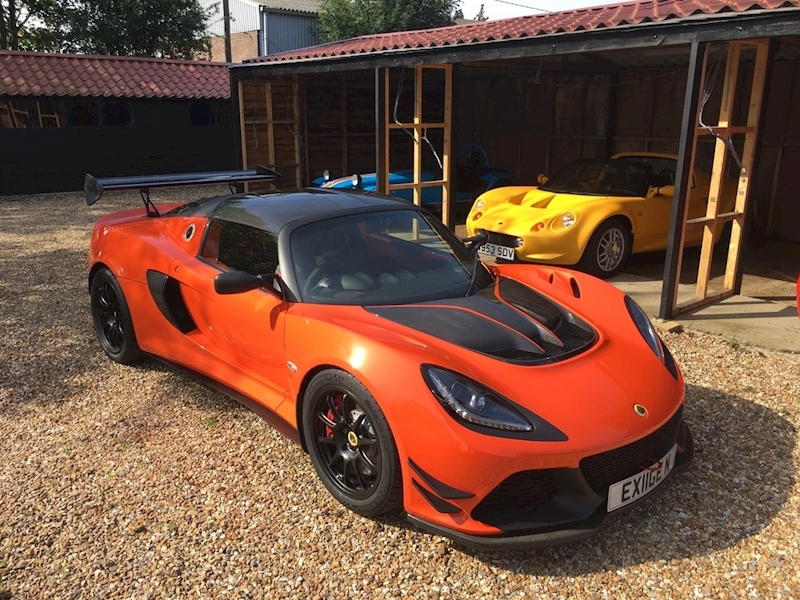 Exige CUP 380 3.5 2dr Coupe Manual Petrol