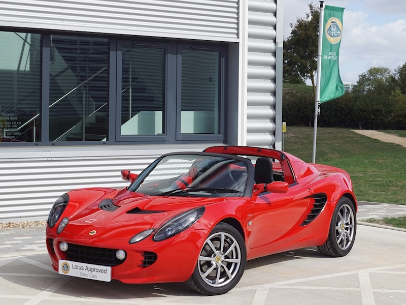 Lotus Elise 111R 16V Touring - Large 9