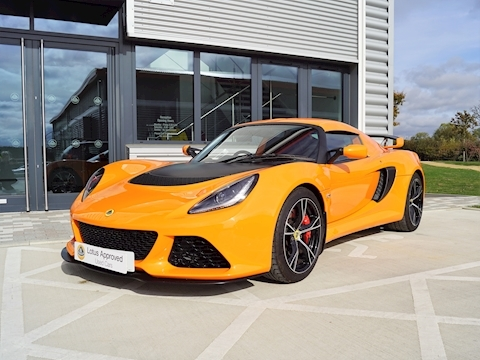Lotus Exige S Race And Premium Sport