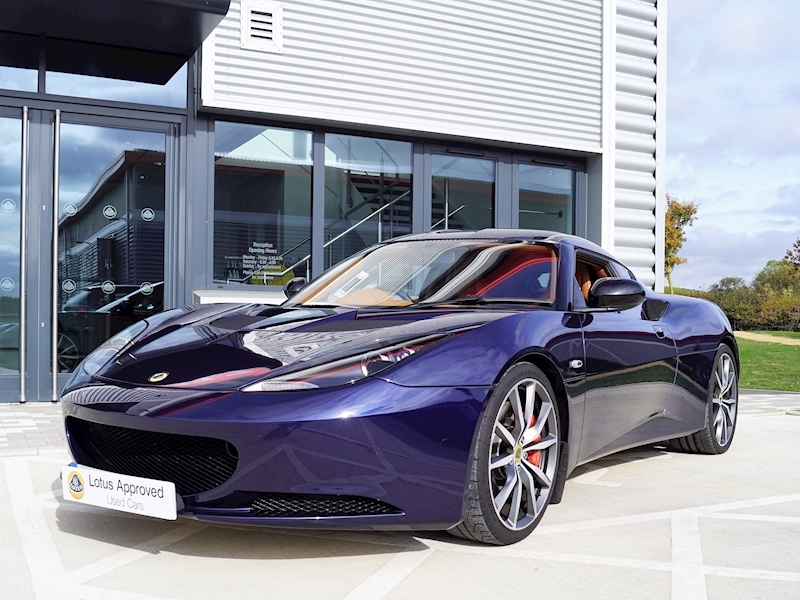 Lotus Evora V6 S 4 - Large 0