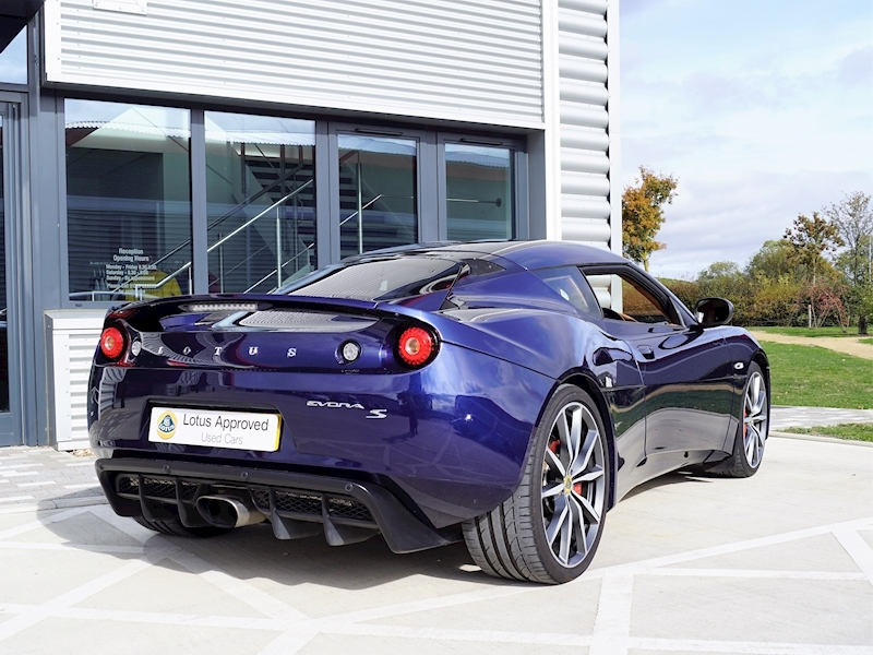 Lotus Evora V6 S 4 - Large 1