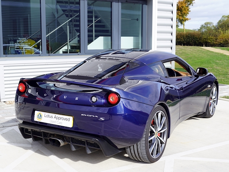 Lotus Evora V6 S 4 - Large 16