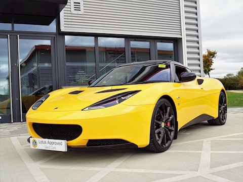 Lotus Evora V6 Sports Racer 4